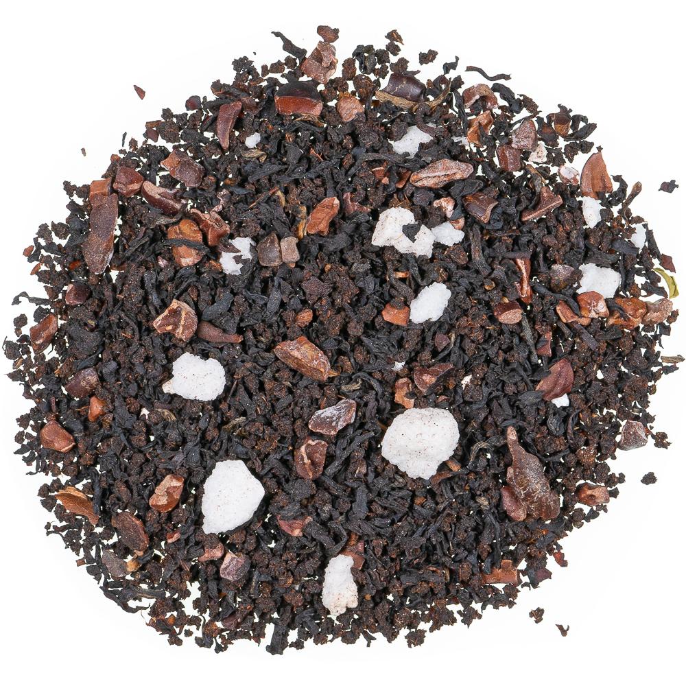 Zartbitter Trüffel Schwarzer Tee