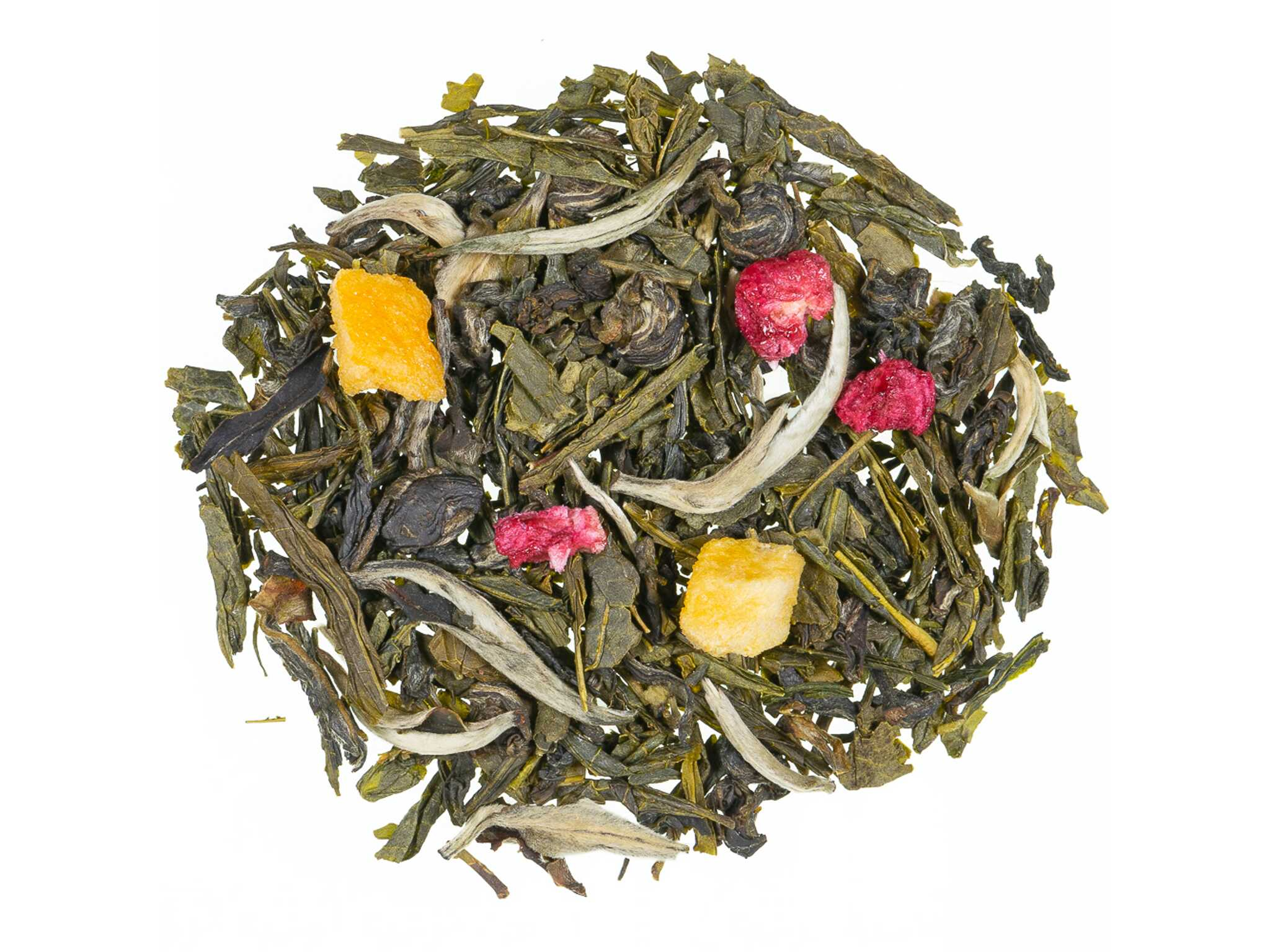 Perfect Shape natürlich, Grüner & Weißer Tee