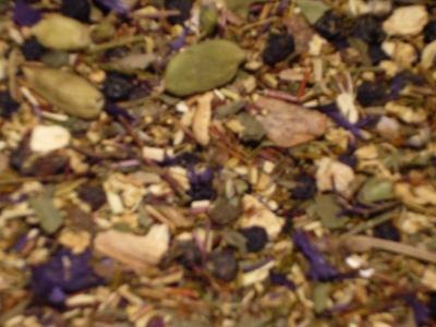 Holunderblüte Ingwer  Kräutertee