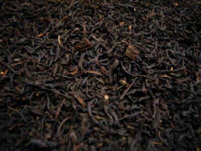 Vanille Deluxe Schwarzer Tee