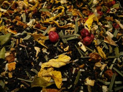 Frühlingsduft Schwarzer Tee