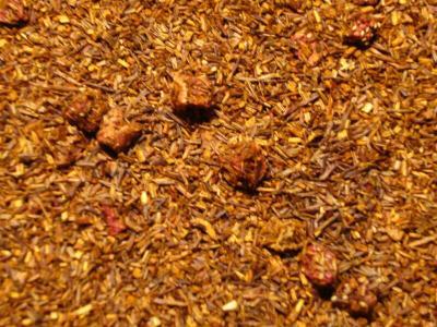 Erdbeer Sahne Rooibos Tee