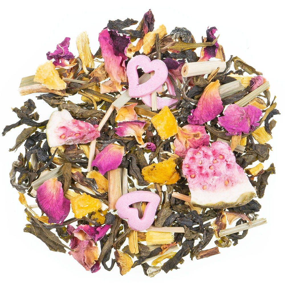 Die liebe Marille® Weißer Tee natürlich