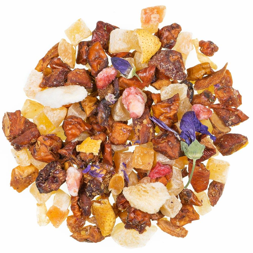 Orientalische Kostbarkeiten Früchtetee mild