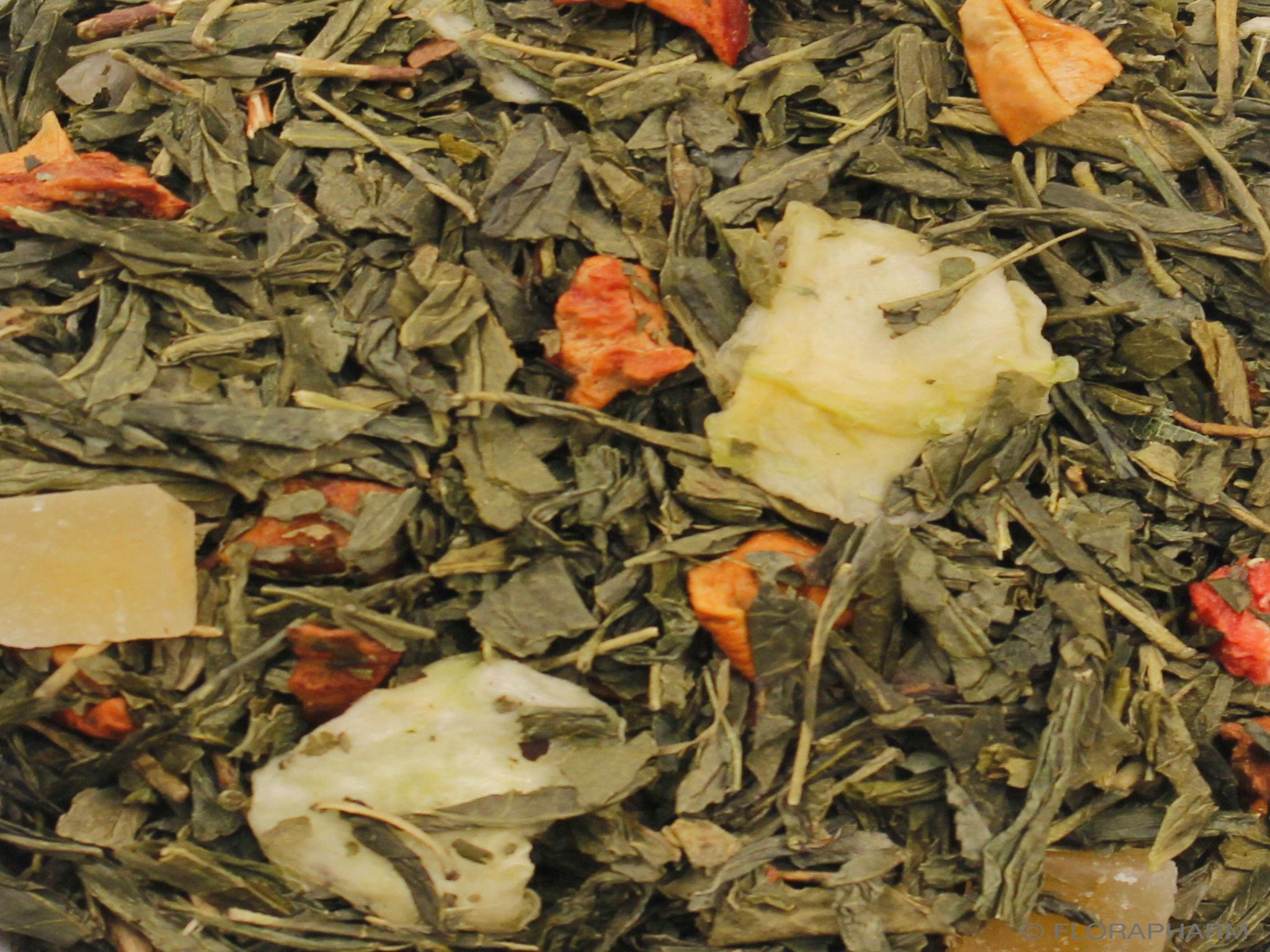 Galiamelone Grüner Tee