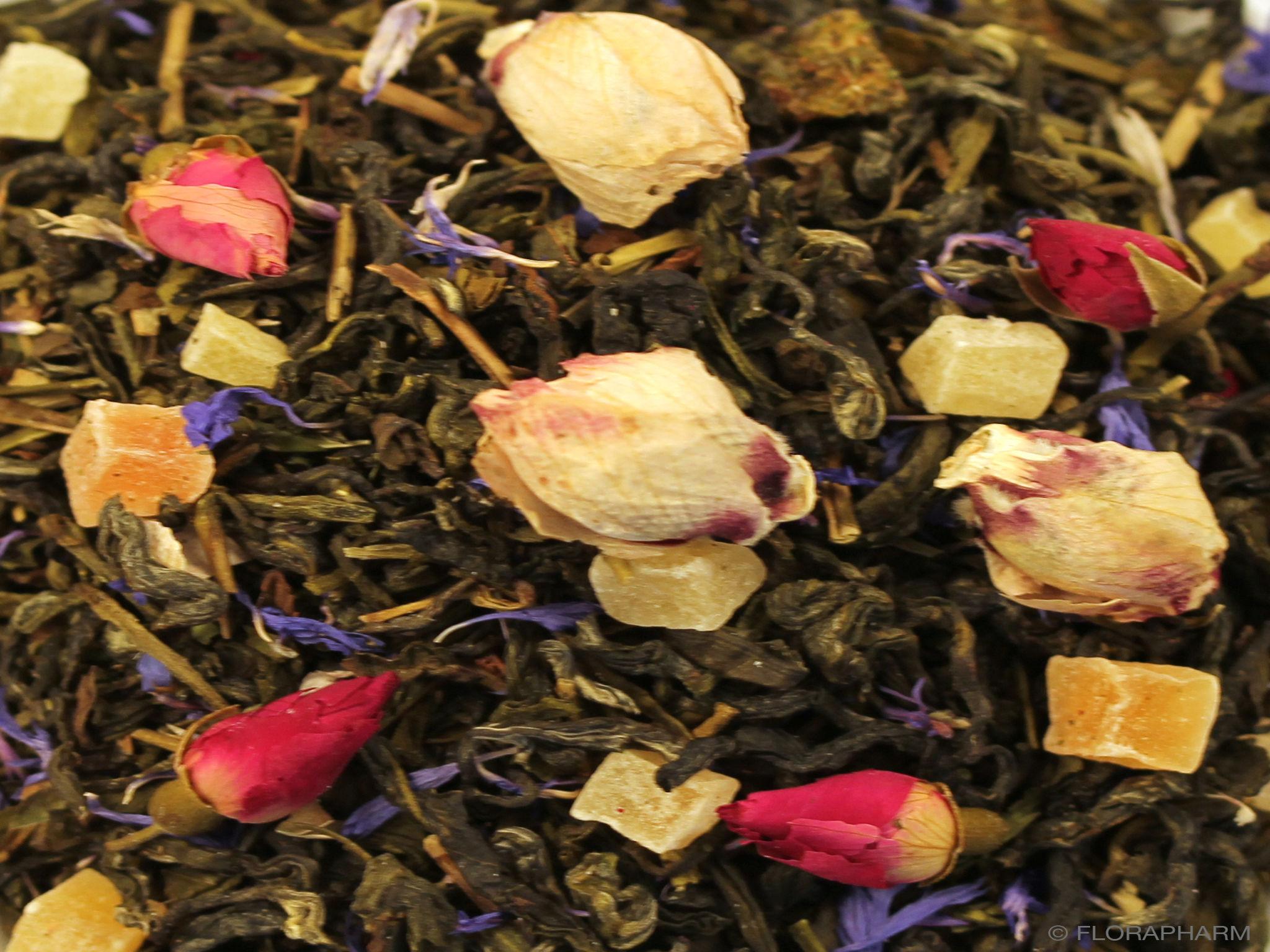 Kesse Minze Grüner Tee