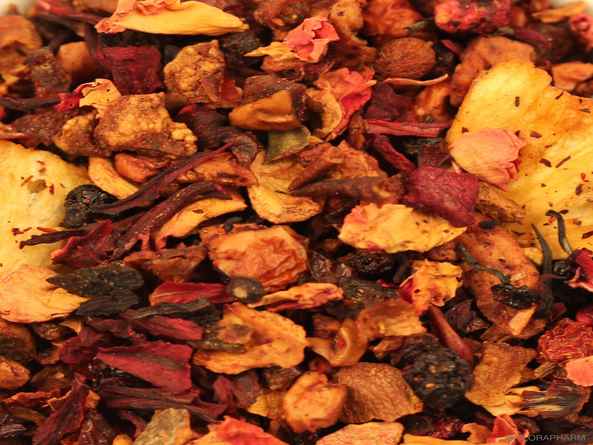 Winter Smoothie Früchtetee