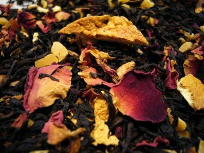 Adventstee Schwarzer Tee