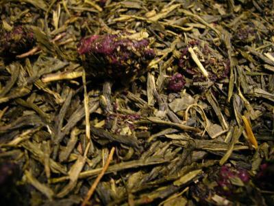 Japanische Kirschblütentee Grüner Tee