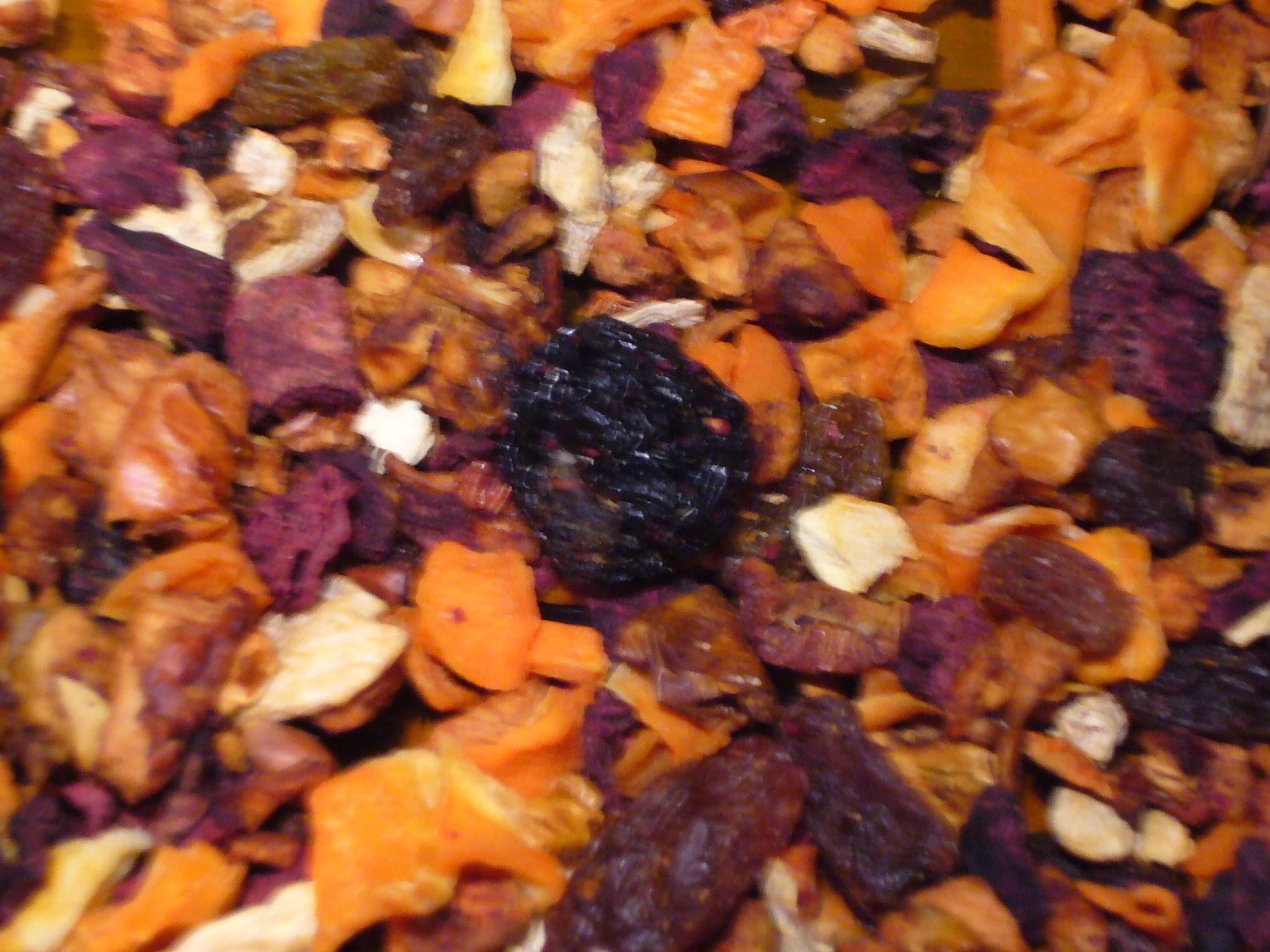 Kiwi Kirsch, milder Früchtetee