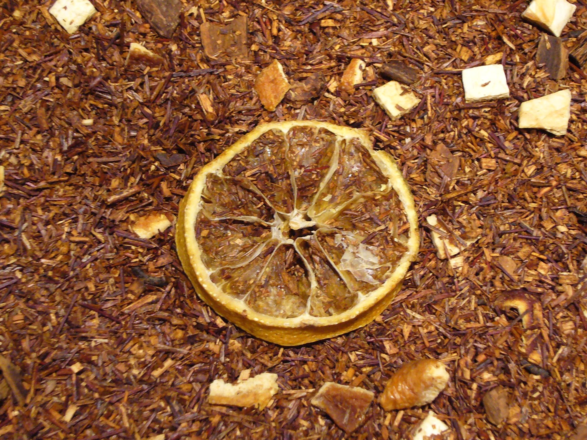 Mandarinenfeuer natürlich: Rooibostee