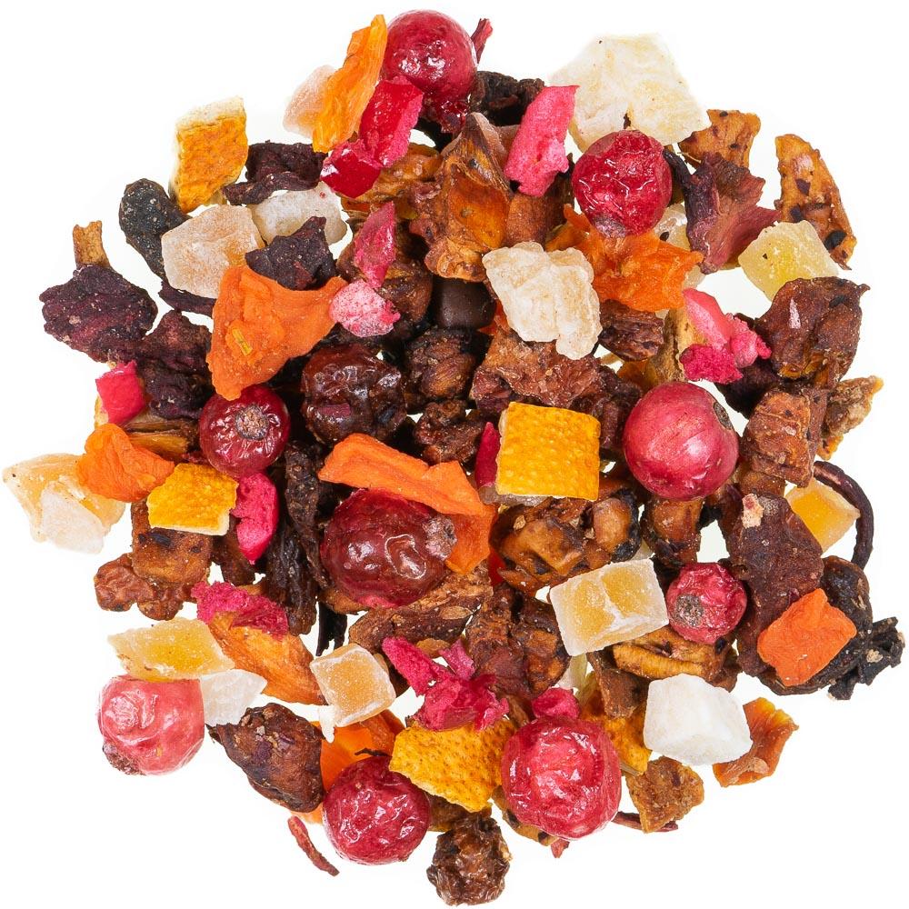 Roter Johann® natürlich .  Früchtetee mild