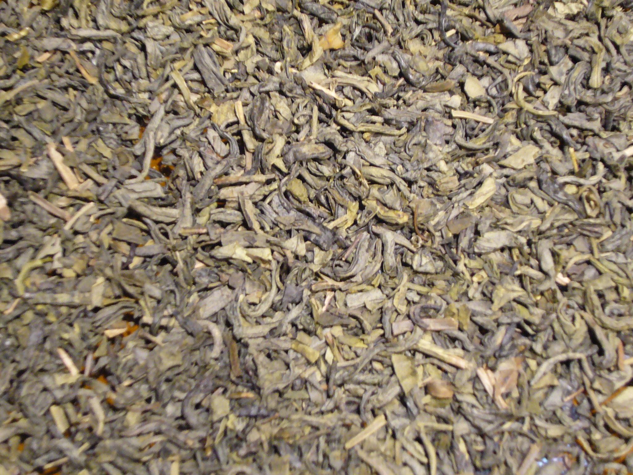 China Chun Mee Grüner Tee