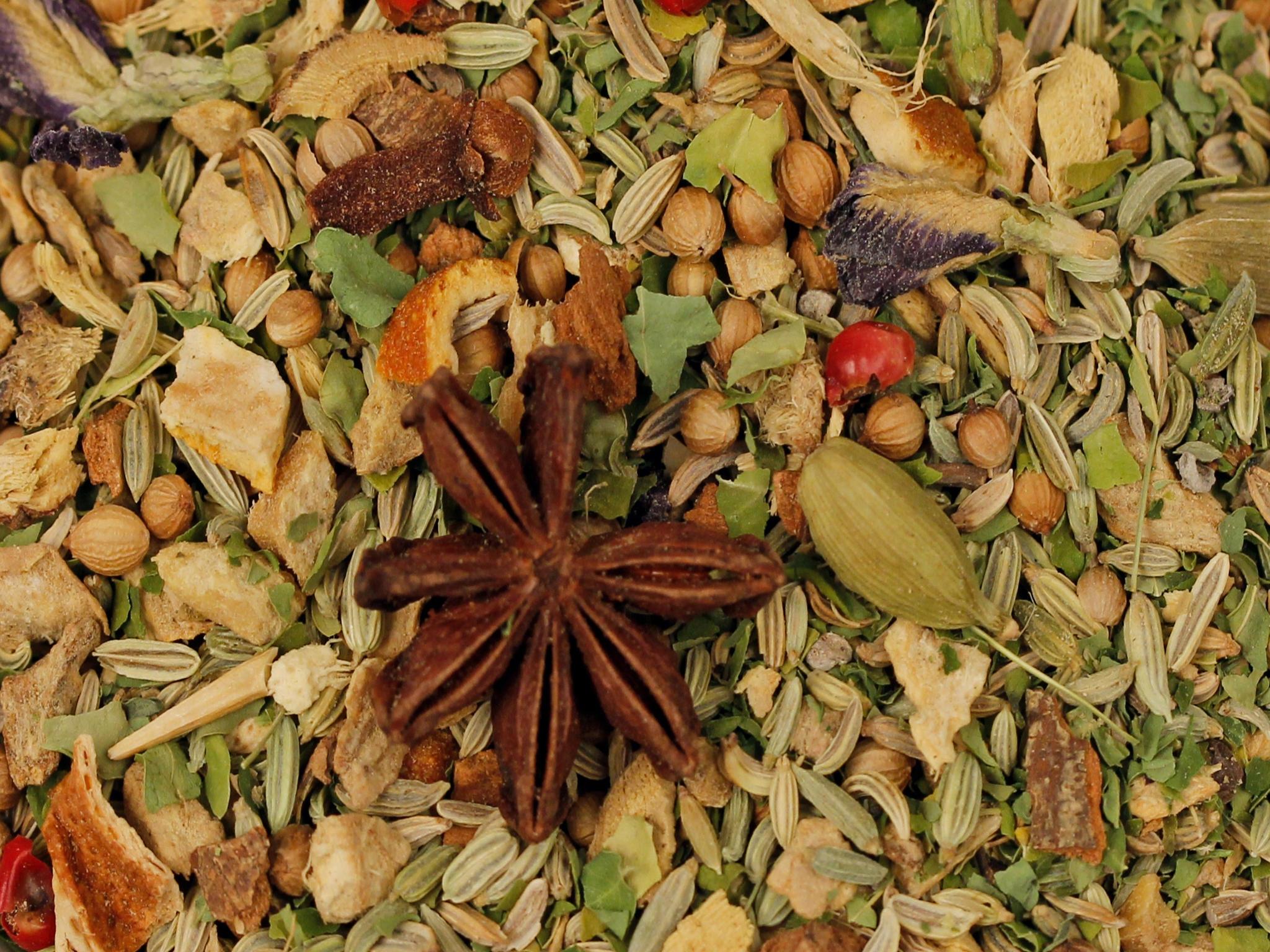 Green Chai, Kräutertee ohne Aroma