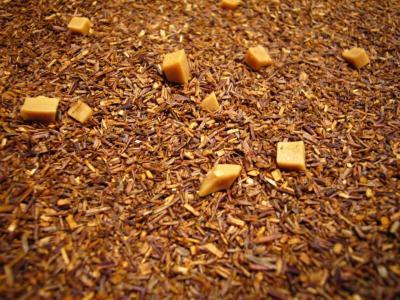 Sahne Toffee Rooibos Tee