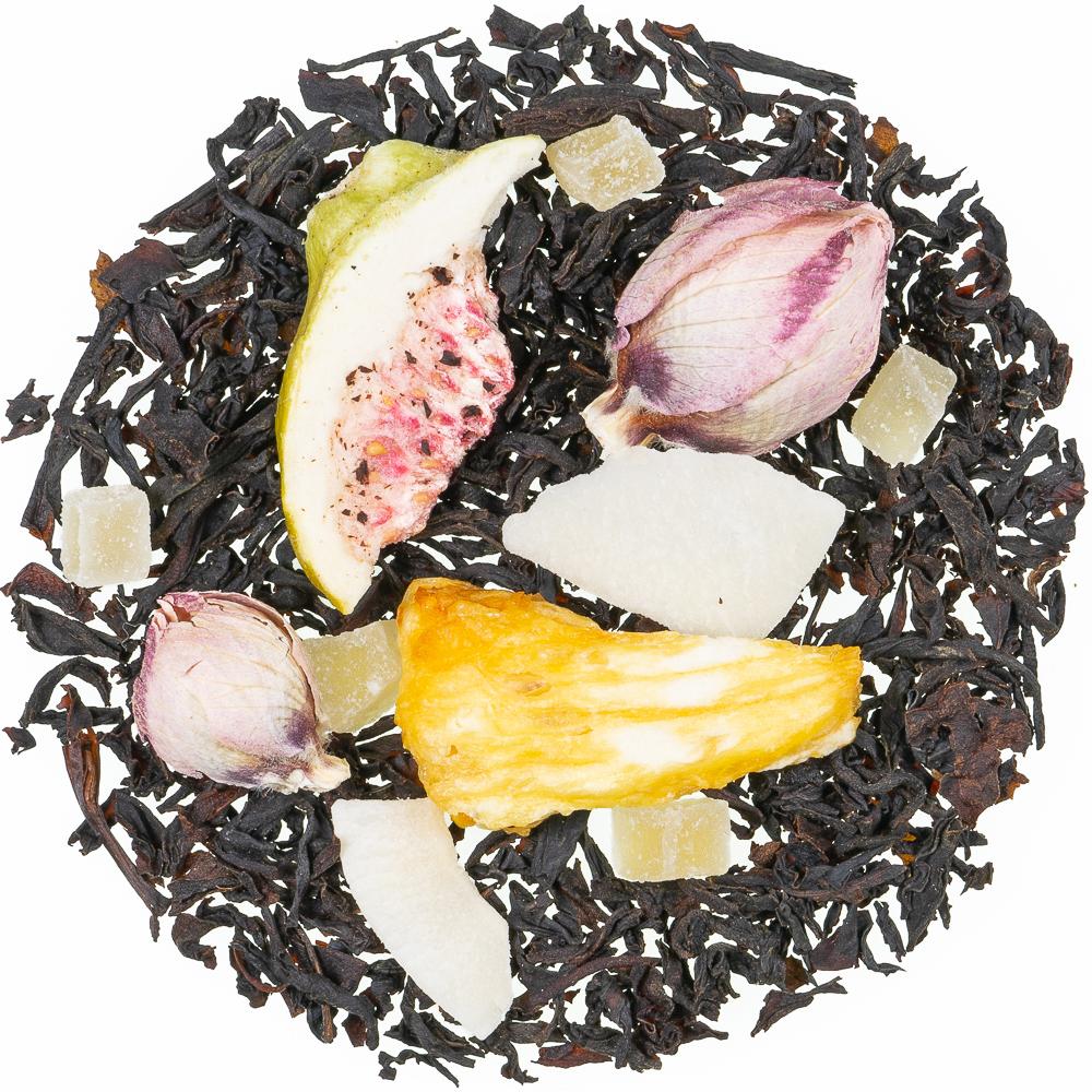 Indian Ocean natürlich, Schwarzer Tee
