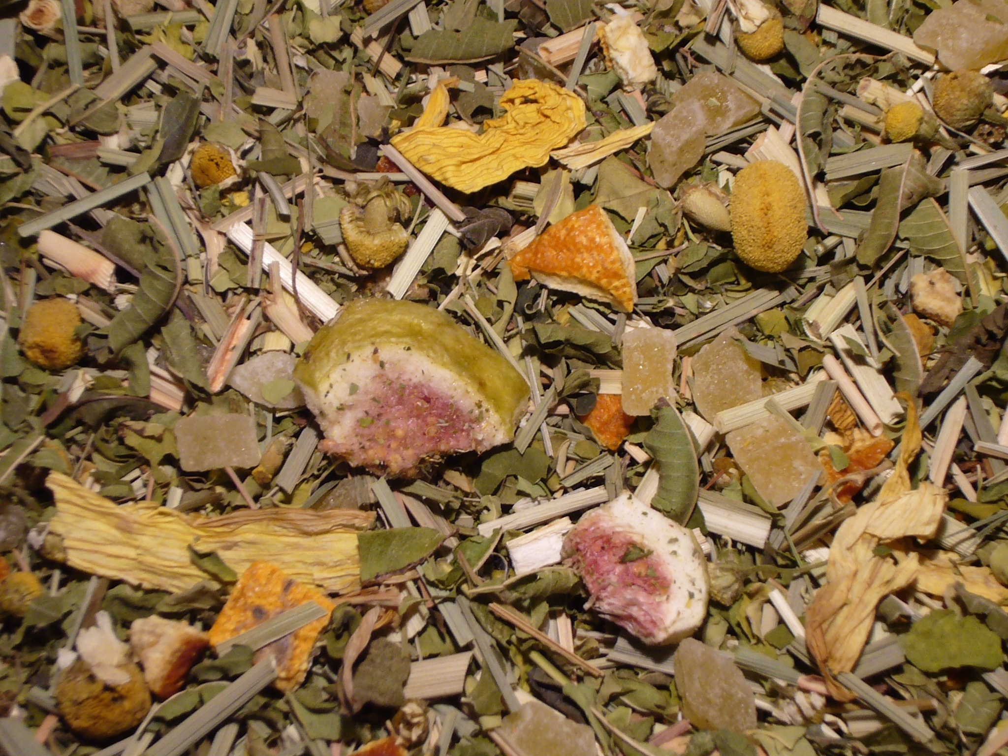 Moringatee Lemon Verbene  mit Moringa natürlich . Kräutertee