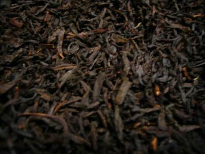 Vanille Sahne Schwarzer Tee