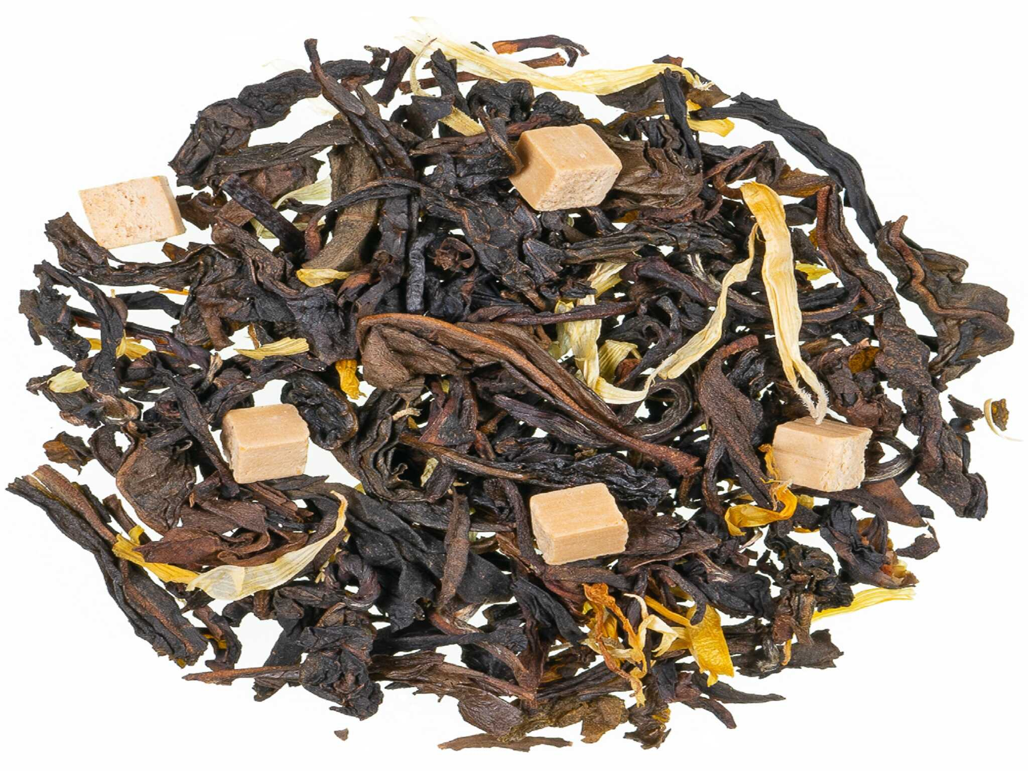 Sahne Karamell, Oolong Tee