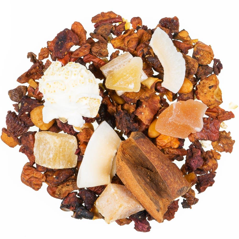 Knusperhäuschen®, Früchtetee mild
