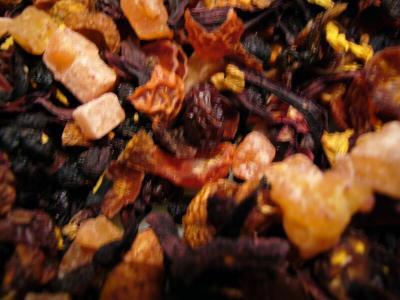 Lecker Schmecker Früchtetee mild