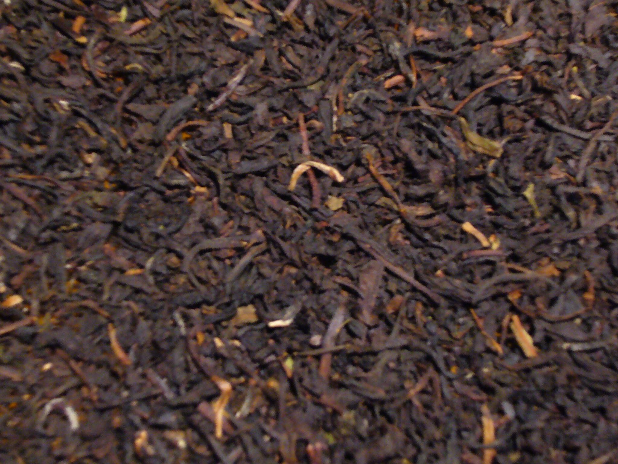 Earl Grey Schwarzer Tee
