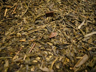 Vanille Sencha Grüner Tee