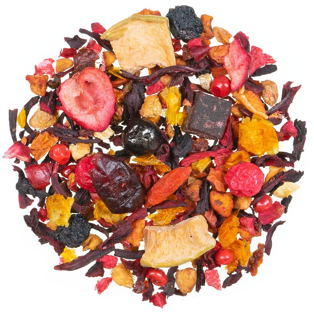 Berry Bowl Früchtetee, natürlich