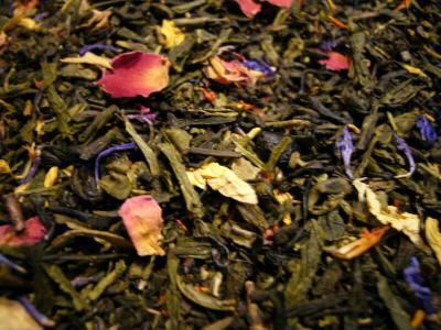 Asien Cocktail Grüner Tee
