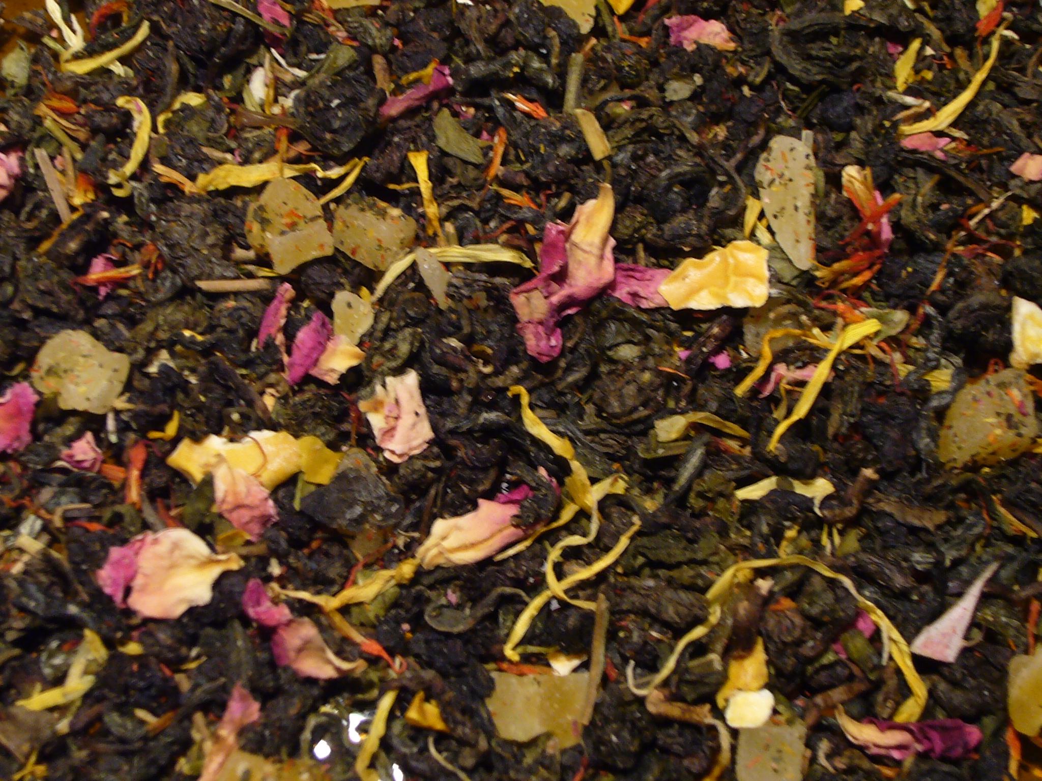 Oolong Caribbean Fantasy natürlich, Oolong Tee